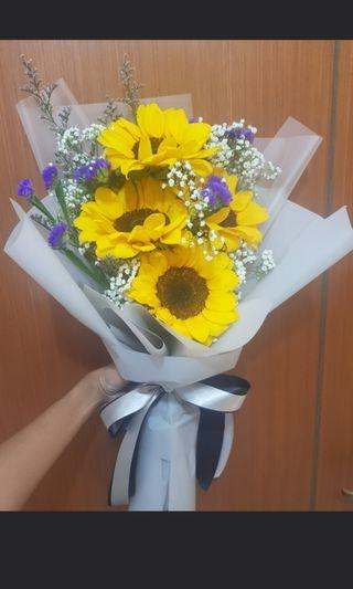 🚚 Sunflower Bouquet | Mother's Day Special