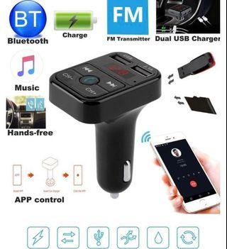 Car bluetooth receiver fm transmitter, Car Accessories