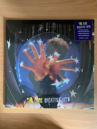The Cure Greatest Hits Vinyl