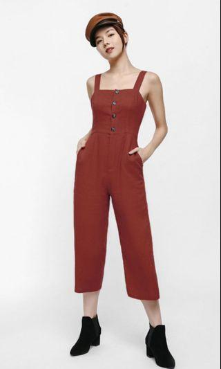 🚚 Mobius Button up jumpsuit