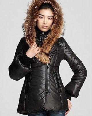 Mackage XS Parka with Bell Sleeves