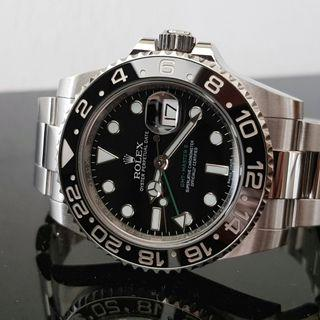 Rolex GMT Master II 116710 full mint package