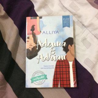 Novel Adenna Adrian