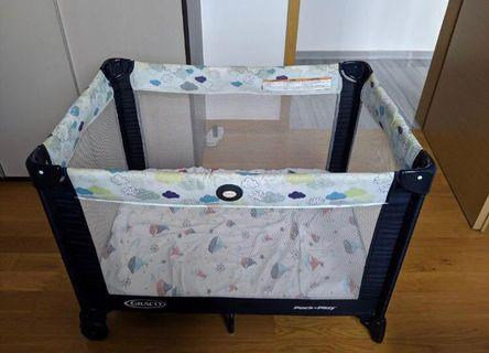 Graco pack n play box baby (bayi)