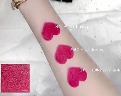 shero ching lipstick