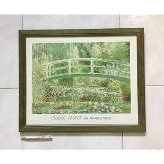 Art print — Claude Monet's Japanese Bridge