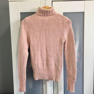 Vintage Turtleneck Knit