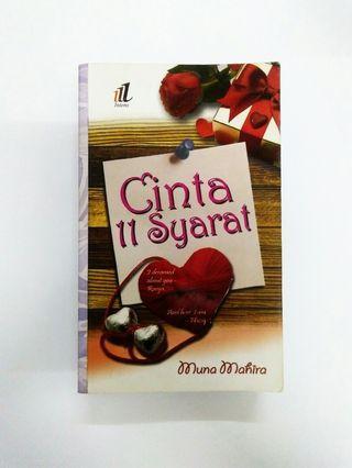 Novel Melayu : Muna Mahira, Cinta 11 Syarat
