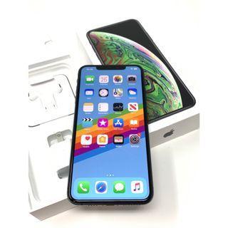 蘋果 Apple iPhone XS Max 256GB 黑色 二手盒裝美規機 #6031