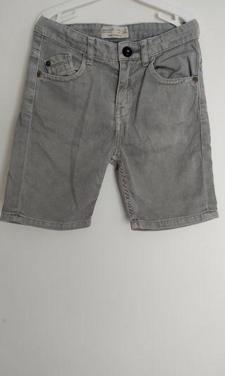 Celana Pendek Jeans Zara Boys original