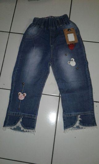 #maujamBARU celana anak 5 tahun