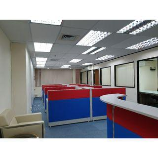 FULLY FURNISHED OFFICE FOR RENT IN INTERNATIONAL PLAZA
