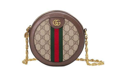 Gucci Ophidia Mini Round Bag