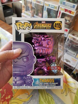 Thanos Purple Chrome
