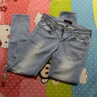BNY jeans Bunny jeans denim pants