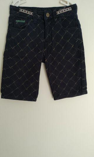 Celana pendek anak laki2 bahan agak codoray