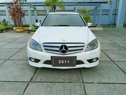 Mercedes Benz C250 AMG 2011 angs 2.5 jt aja