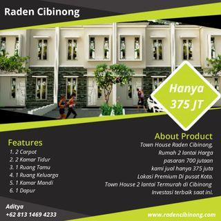Rumah 2 lantai paling murah seJagad raya
