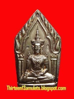 Thai Amulets ( Pothan Tub - Khun Paen Yokkhunpoon )
