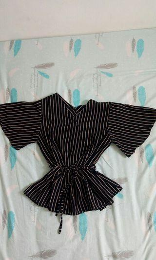 Lines blouse