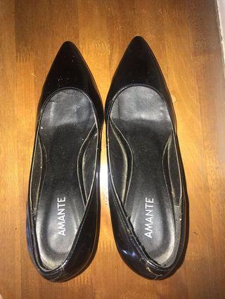 Amante Black Stiletto