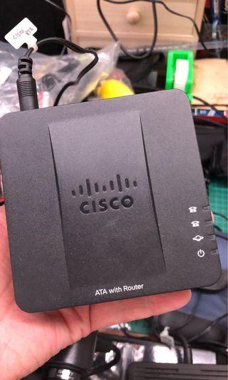 Cisco SPA122 Router