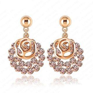 Brand New Crystal Earrings For Sales