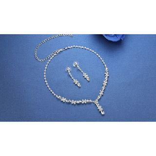 Brand New Crystal Necklace Sets For Sales