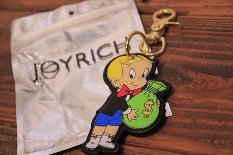 Richie rich key ring