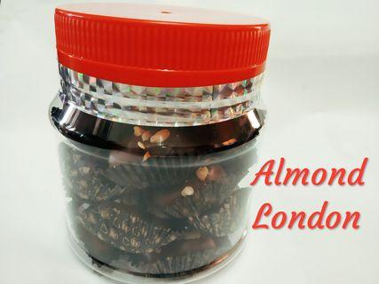 💥Biskut Almond London🍫🍫