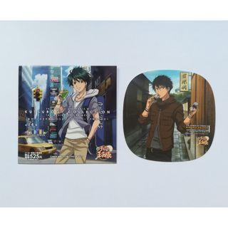 Prince of Tennis II - Hikaru Zaizen - Sticker / Mousepad
