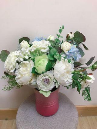 婚禮 花球 pre wedding bouquet 襟花