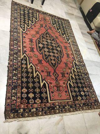 Persian Carpet Hand Made