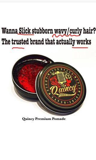 Quincy Premium Pomade Original 100ml