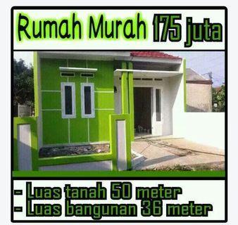 Rumah Minimalis murah terjangkau