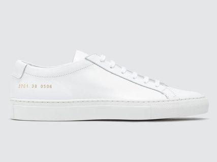 Common Projects 小白鞋 EU38