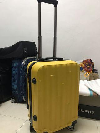 "20"" cabin size luggae"