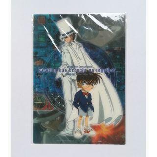 Detective Conan: Magician of the Silver Sky - Edogawa Conan & Kuroba Kaito - Clear Pencil Board / Clear Shitajiki / Clear Underlay Board