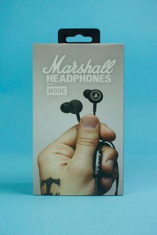 🚚 Marshall Mode