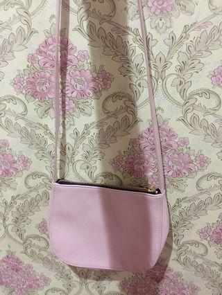 Forever21 - Pink Sling Bag