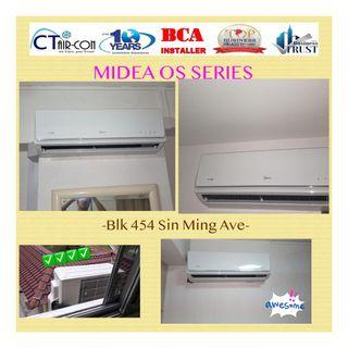Midea Os Series Inverter -Replacement