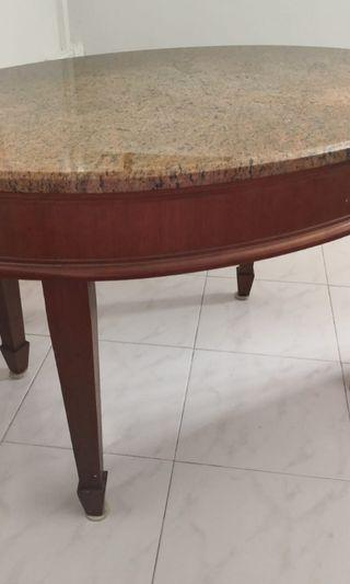 Antique Mable Table