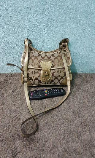 Coach sling bag
