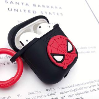 Airpods case spiderman