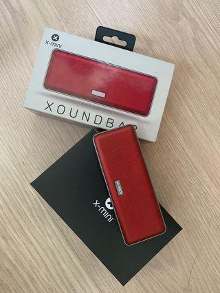 🚚 X-Mini XOUNDBAR Speaker