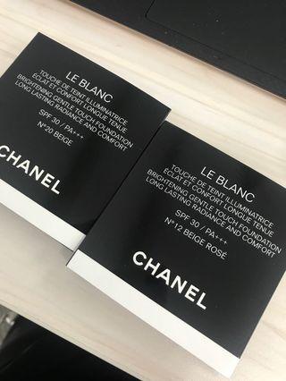Chanel cushion /Foundation