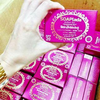 SOAPLADA SOAP( ENHANCED FAST WHITENING WITH SPF20)