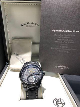 Armand Nicolet Limited Edition Small Seconds