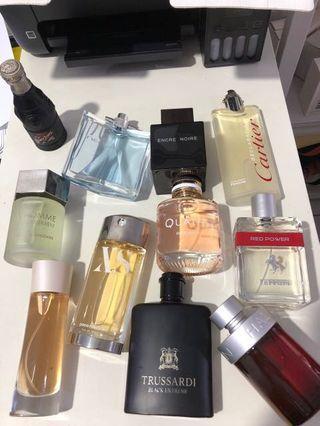 OPEN PO READY 22 MAY perfume vercase Cartier ysl Givenchy