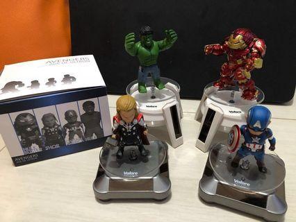 Marvel Iron Man figurines